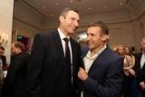 Шевченко перепутал братьев Кличко на жеребьевке Лиги чемпионов