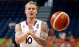 Один из лидеров сборной Латвии пропустит встречи с Украиной