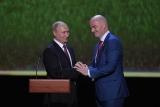 Глава ФИФА пообещал выучить русский язык и вернуться в Россию