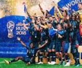 Франция приветствовала победу в раздевалке вместе с президентом