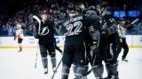 NHL: Тампа-Бэй удаляет Анахайм, Вашингтон буллитам уступила Ванкувер