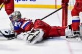 Россия - Франция: онлайн видео в прямом эфире матч ЧМ по хоккею