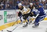 НХЛ: Торонто был сильнее, чем Бостон, Вашингтон обыграл Коламбус