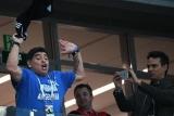 Марадона потребовал, чтобы пустить его на тренировке сборной Аргентины