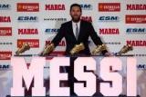 Месси выиграл 5. Золотой бутсы в карьере