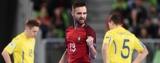 Футзал: Украина проиграла Португалии на Евро-2018